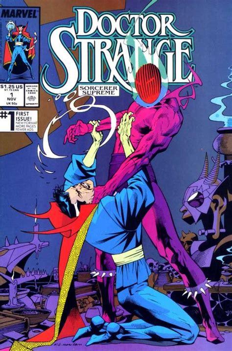 doctor strange sorcerer supreme doctor strange sorcerer supreme vol 1 1 marvel comics database