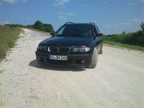 Bmw 1er Querlenker Defekt by E46 Black Touring 3er Bmw E46 Quot Touring Quot Tuning