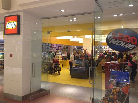 lego corporate flagship store van isle decorative