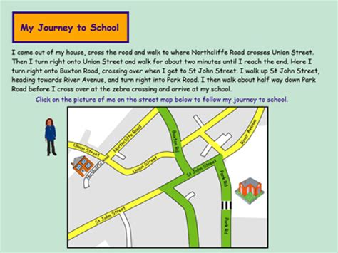 My Journey to School   RM Easilearn   UK