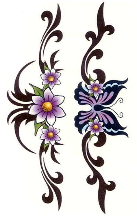 design tattoo bunga design bunga clipart best