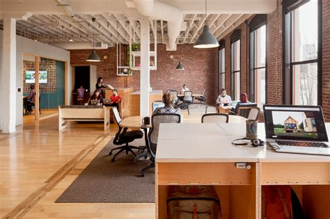 home design center calls airbnb s portland office offers a diverse range of working