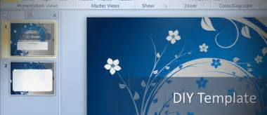 make a powerpoint template how to make a powerpoint template in ms powerpoint 2010 diy