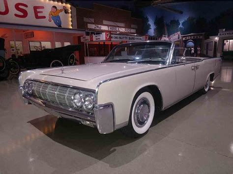 old cars and repair manuals free 2013 lincoln mks parking system 1964 lincoln continental for sale classiccars com cc 1017094
