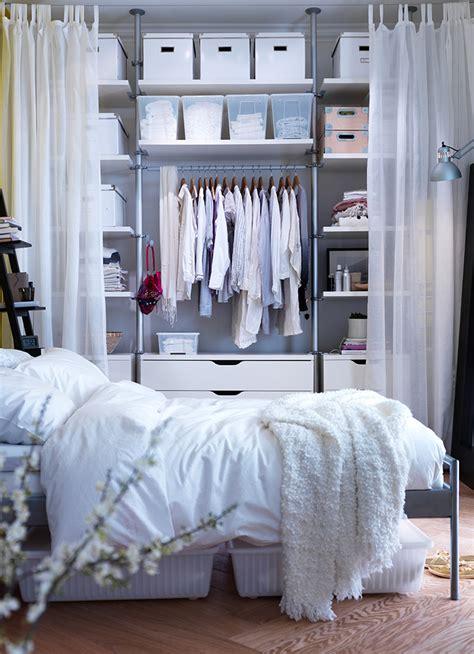 armarios con cortinas curso ideas para ordenar tu armario y vestidor ikea