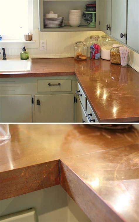Diy Metal Countertops - best 20 copper countertops ideas on