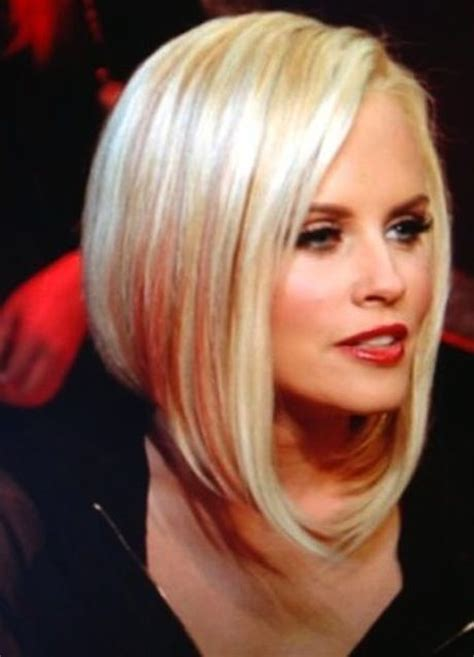 jenny mccarthy long angled bob hairstyle 25 best ideas about jenny mccarthy bob on pinterest