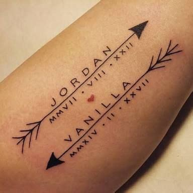 son s name tattoo image result for idea for s name girly