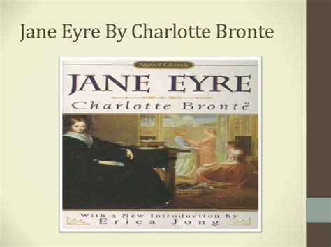 themes in jane eyre slideshare jane eyre by charlotte bronte