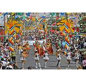 """Arique&241os Promocionaron Carnaval """"Con La Fuerza Del Sol"""