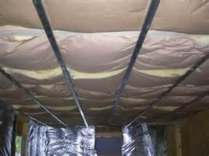 isolation phonique du plafond isolement phonique