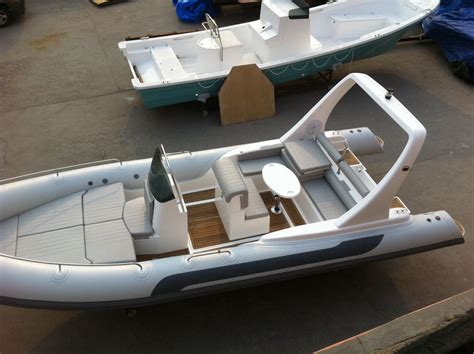 center console rib boats china liya 22 feet inflatable rib boat with center console
