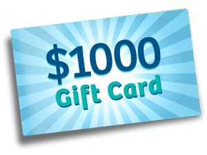 1000 gift card contest win a 1000 grocery gift card from websaver