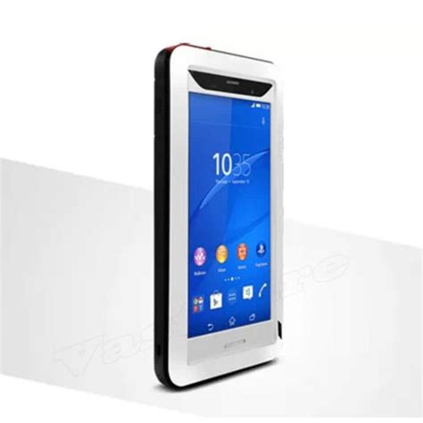 Hp Sony Experia Z1 Z2 Z3 for sony xperia z1 z2 z3 mei aluminum gorilla glass mental waterproof ebay