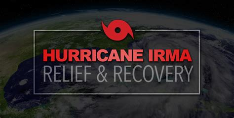 hurricane irma donations hurricane irma relief recovery