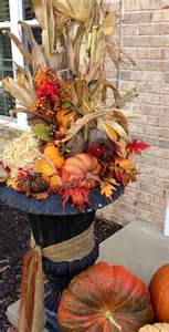 pinterest fall decorations for the home 41 cozy thanksgiving porch d 233 cor ideas digsdigs