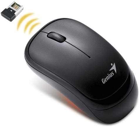 Mouse Wireless Genius Traveler 6000z hardverker genius traveler 6000z wireless mouse black