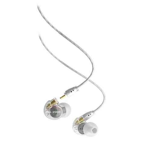 Meelectronics M6 Pro Universal Fit Noise Isolating In Ear Monitors With Detachable Cables M6pro Mee Audio M6 Pro Universal Fit Noise Isolating Ep M6pro Cl Mee