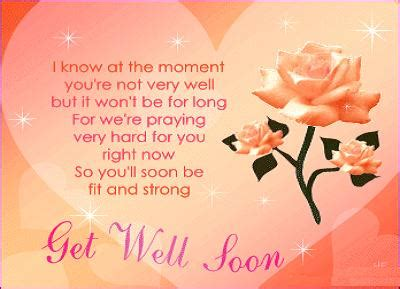 Get Well Soon Quotes by Get Well Soon Messages And Get Well Soon Quotes Messages