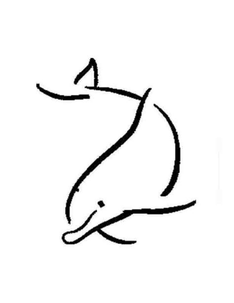simple dolphin tattoo design 25 best ideas about dolphins tattoo on pinterest tribal