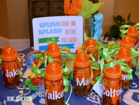 Pool Party Giveaways - 25 best personalized party favors ideas on pinterest hangover survival kits baby
