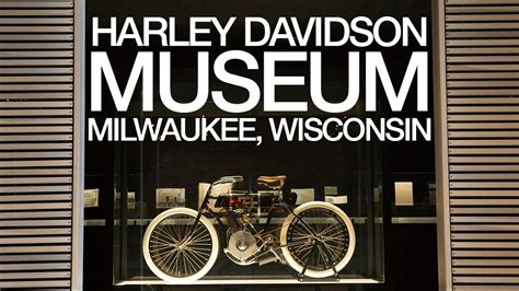 Harley Davidson Milwaukee Museum by Harley Davidson Museum Milwaukee Wisconsin
