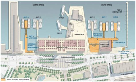ferry terminal floor plan socketsite ferry terminal improvements function