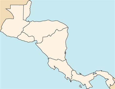 america map sporcle find the countries of central america quiz