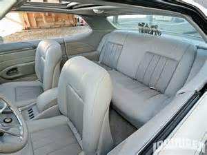 image gallery 1972 impala interior