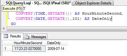 format date and time in sql sql server get time in hour minute format from a