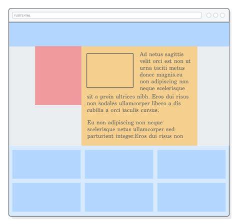 tutorial html site du zero site du zero css float