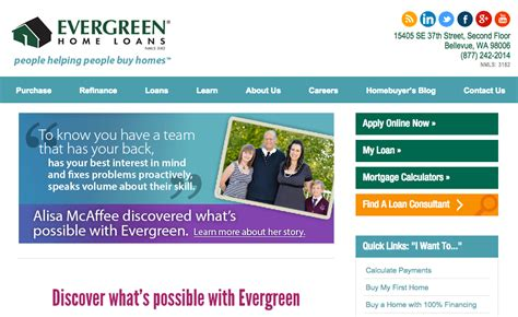 evergreen home loans reviews real customer reviews