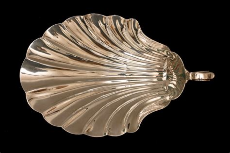 1 troy ounce sterling silver price sterling silver shell shape dish 5 4 troy ounces for