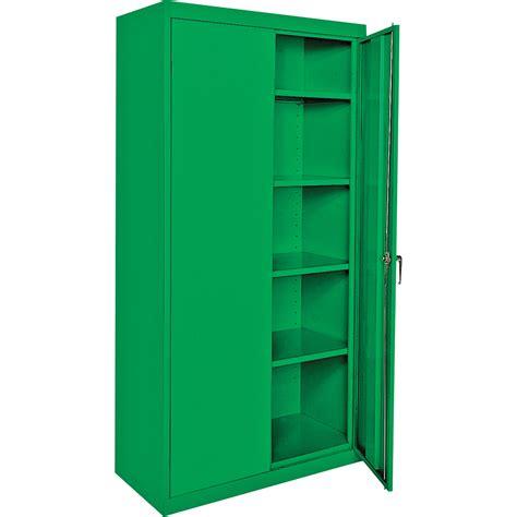 commercial grade storage cabinets sandusky lee commercial grade all welded steel cabinet