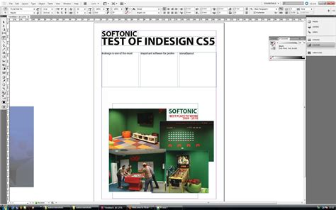 Layout O Design Da Página Impressa Download | adobe indesign cc download
