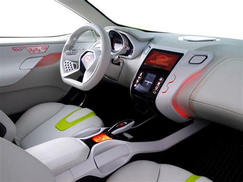 Kia Interior Design Kia Knd 4 Suv Concept Car Design