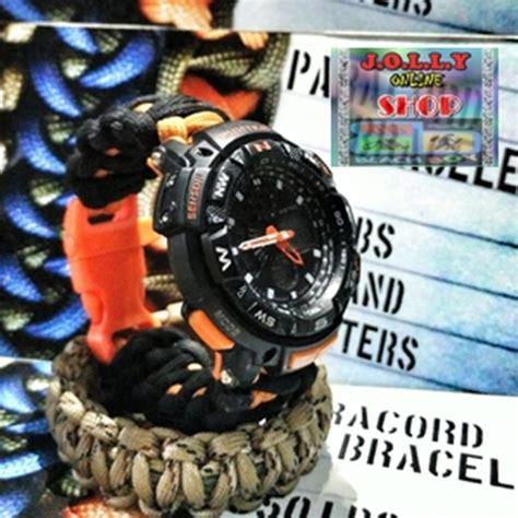 Jam Tangan Digitec Sport Outdoor jual jam tangan digitec upgrade with paracord aksesoris