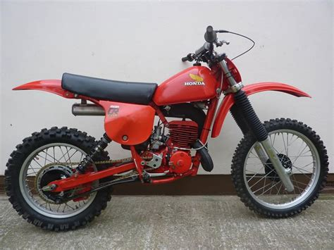 motocross race bikes for sale vintage motocross bikes for sale honda cr250 1979 sold
