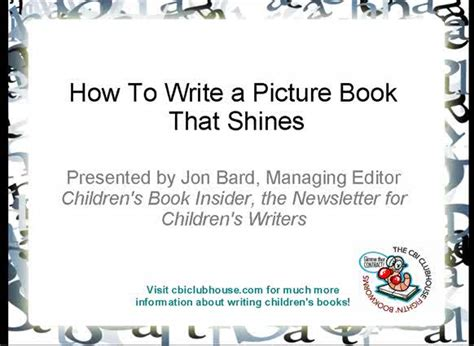 picture book manuscript format writing children s books a crash