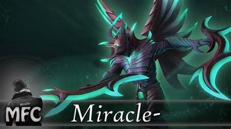 Miracle Season 2 Miracle Terrorblade Gameplay Sl I League Invitational Season 2 Dota 2