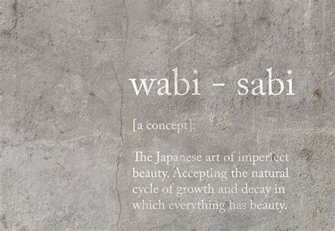 wabi sabi definition 25 best ideas about wabi sabi on pinterest concrete
