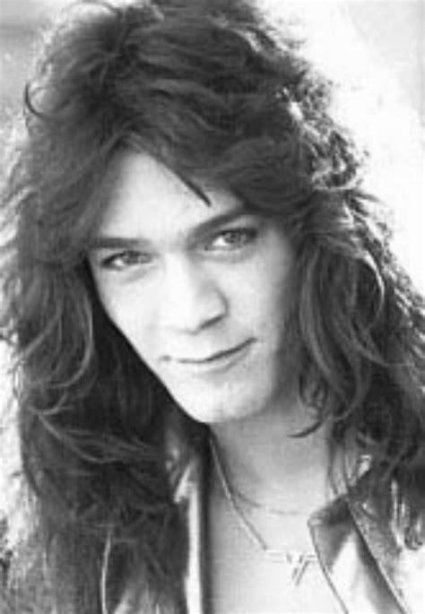 eddie van halen long hair super seventies eddie van halen 1978