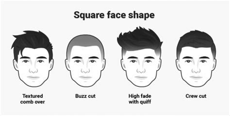 haircut based on your head shape the perfect men s guide to choosing the right haircut for