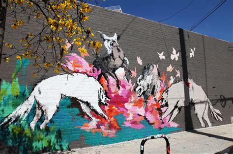 street artdowntown la culver city west hollywood echo