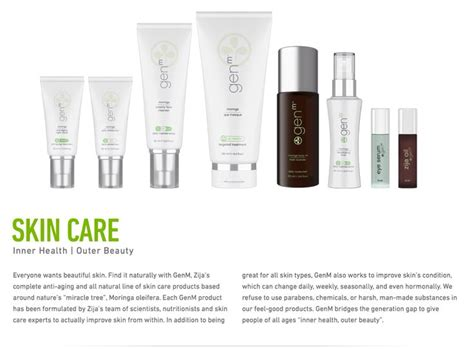 8 Great Skin Care Products by 7 Best Images About Zija Genm On Feelings