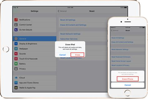 reset ipad tool how to completely wipe your iphone or ipad