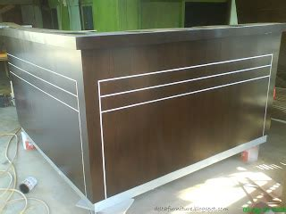 Meja Warkop delta furniture