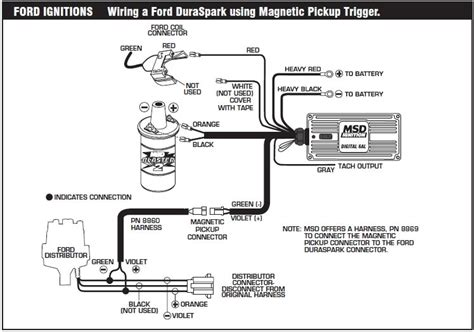 msd ignition 6200 wiring diagram msd grid ignition wiring