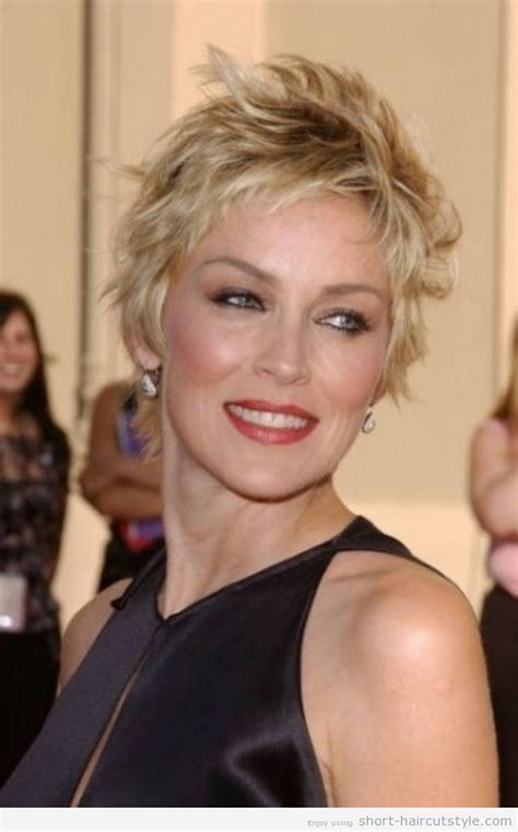 thick short hairstyles women over 50 gallery for gt short hairstyles for thick hair women over