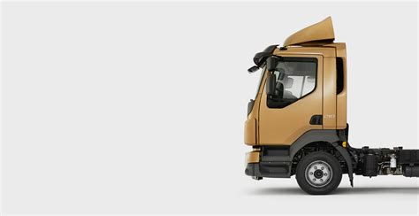volvo truck fl volvo fl slim chassisontwerp volvo trucks